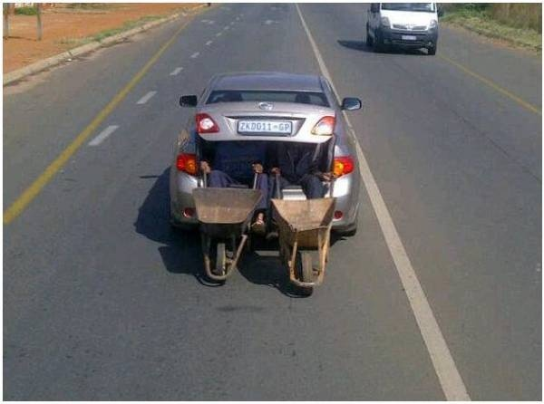 Only in SA, true, hahaha