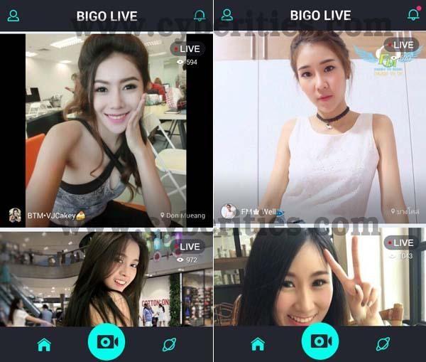 تحميل برنامج بيجو لايف 2017 Download BIGO LIVE - تطبيق بيغو لايف للبث المباشر للاندرويد والايفون