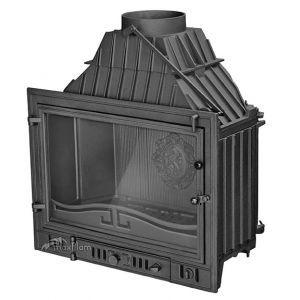 Wkład powietrzny Maxflam W-700 RETRO 16-20 kW z szybrem - http://www.wkladykominkowe.net.pl/produkt/wklad-powietrzny-maxflam-w-700-retro-12-16-kw-z-szybrem #kominki #fireplace