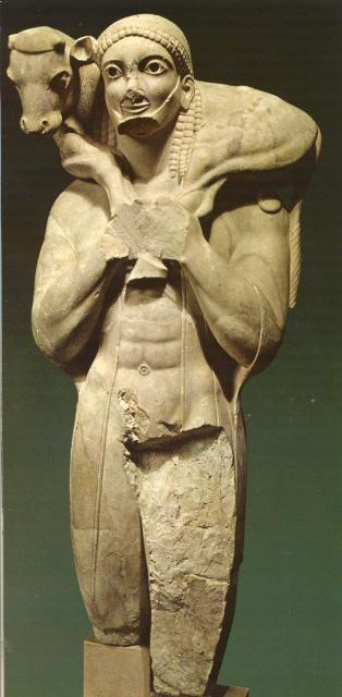 Getty Museum Villa - Ancient Sculpture Collection Photos