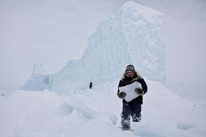 Viewers' Choice for Places: Iceberg Hunters