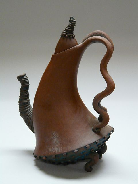 Carol Wedemeyer by American Museum of Ceramic Art, via Flickr