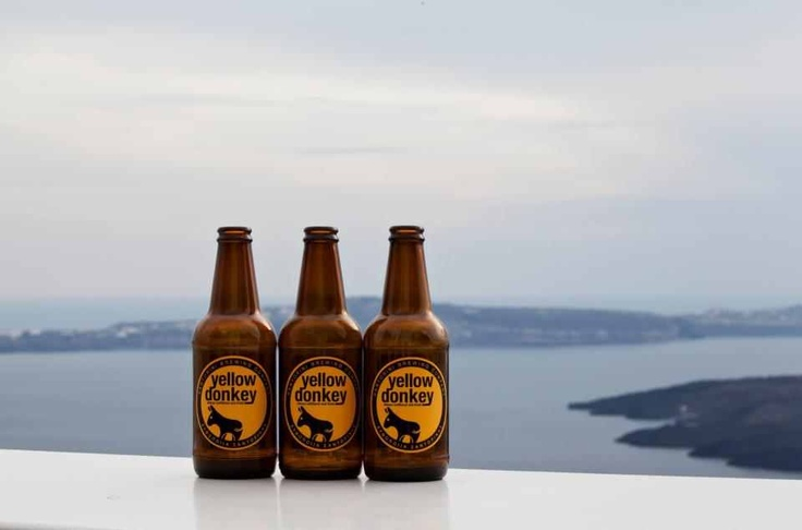 YELLOW DONKEY beer