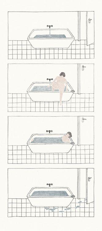 Thoka Maer. ✏︎ working title: no towel