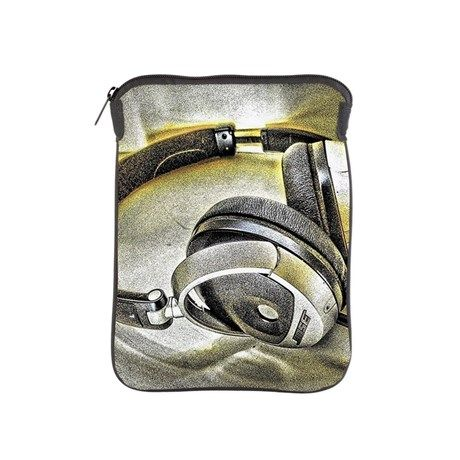 Headphones III iPad Sleeve by AngelEowyn. $38.50