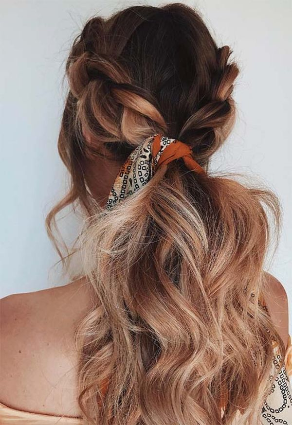 55 Unexpected Braided Hairstyles For Long Hair Checopie In 2020 Hair Styles Braids For Long Hair Long Hair Styles