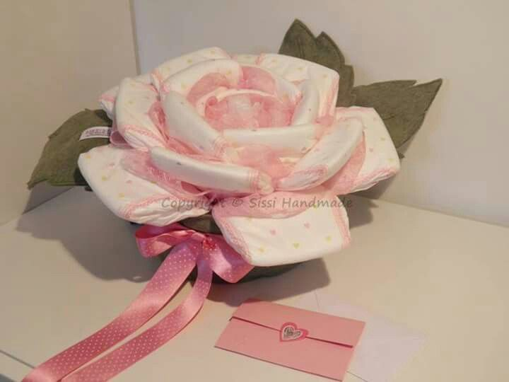Rosa di pannolini