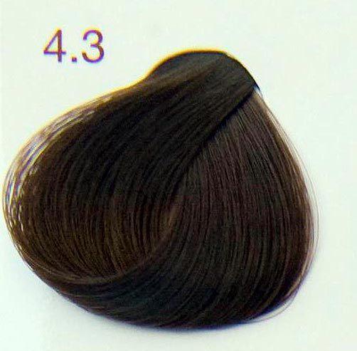 Farba do włosów złoty kasztan