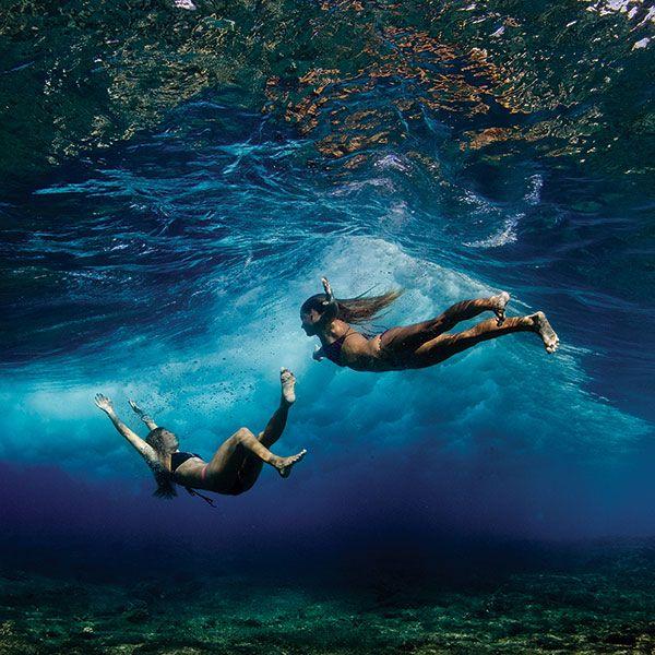 Sarah Lee Follow The Light photographer, underwater tips. http://styleblog.swell.com/featured-photographer-sarah-lee/