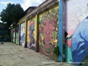 more murals-fleet street