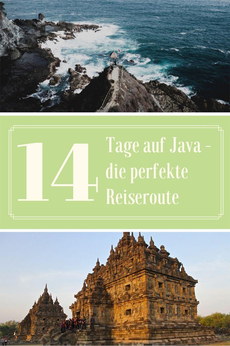 Reiseroute Java Tipps Fur Deine 2 Wochen Rundreise Durch Java Reisen Rundreise Und Java Indonesien