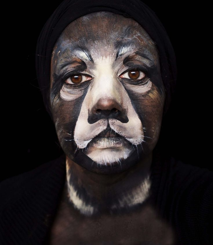 face painting sloth - Google Search