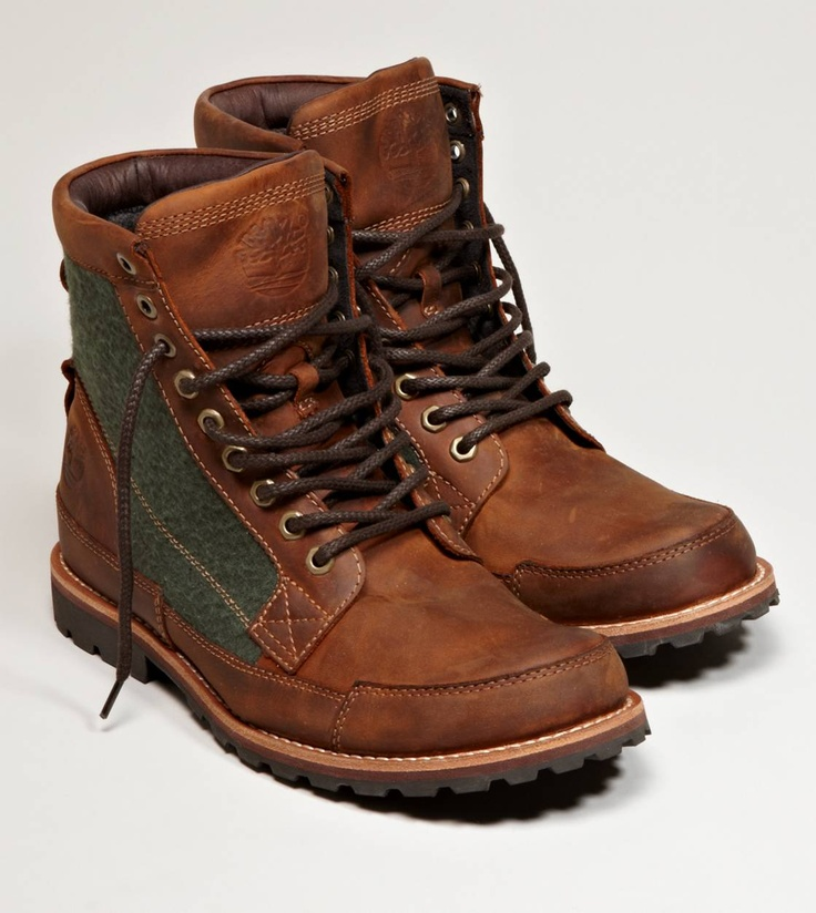 Timberland Earthkeepers Original Classic Warm Lined Boot