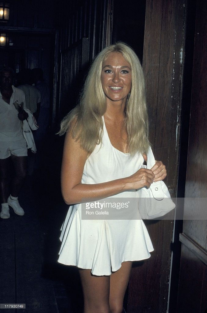 Joan Kennedy  getty | Joan Kennedy during RFK Pro-Celebrity Tennis Tournament - August 26 ...