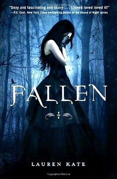 """Fallen"" (#1) by Lauren Kate"