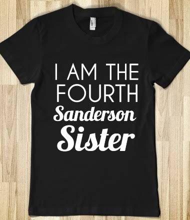 hocus pocus sanderson sister   @Nichole Radman Radman Corbett @Katie Schmeltzer Schmeltzer Hallum