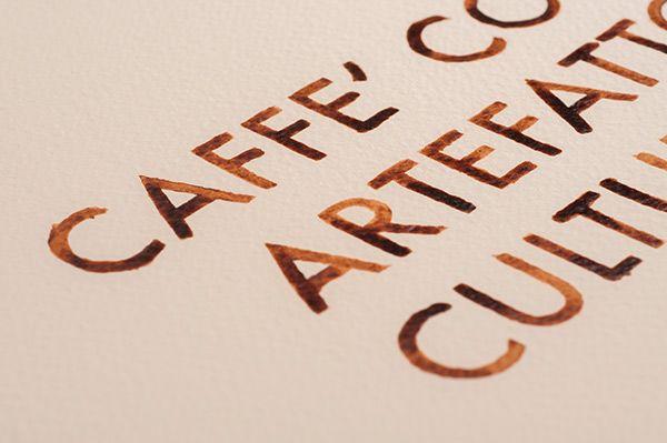 CAFFÈ on Behance