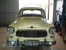 1958 HOLDEN FC $10,500 Nice. On the money, too far. Very frustrating