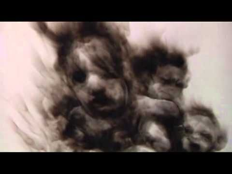Diane Victor. Smoke drawings. For some reason I don't get sound. But awesome video.