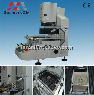 Hot air rework station ZM-R6200 with optical alignment (ZM-R6200) - China Hot air rework station, Seamark