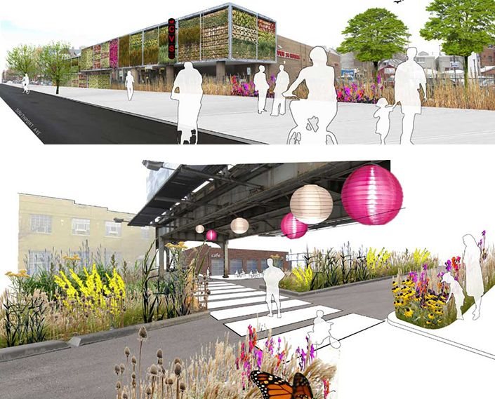Lakeview Area Master Plan | Moss Architecture