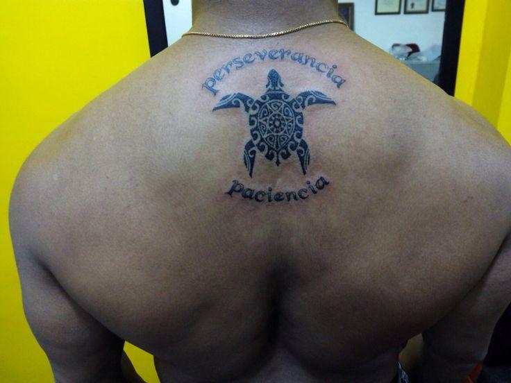 'Perseverancia y paciencia' Tattoo
