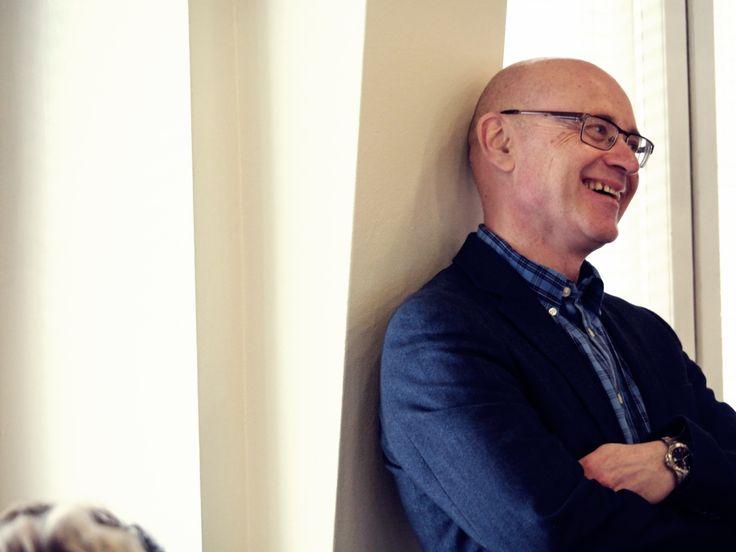 Hämeenkyrön mahdollistava kunnanjohtaja @anteroalenius. Valmiina kehittäjien ideoille.