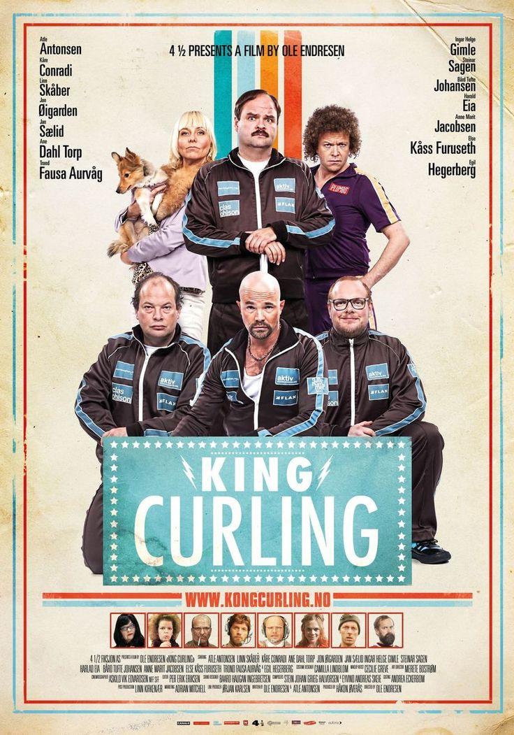 King Curling #film #poster