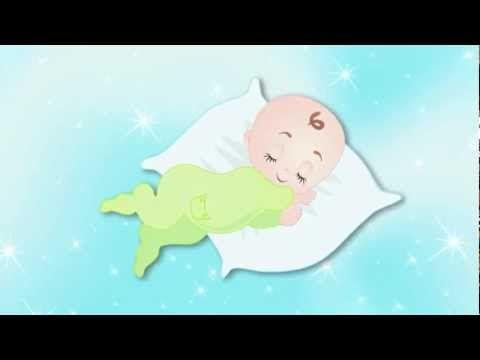 Cancion de cuna Estrellita - Letra - musica para dormir relajar bebe - arrullo - cuna descanso# - YouTube