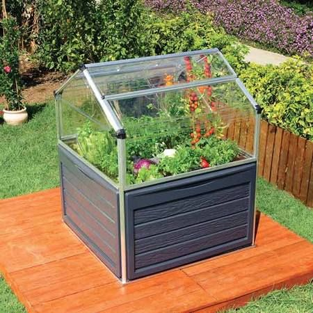 Mini Vegetable Garden Small Spaces