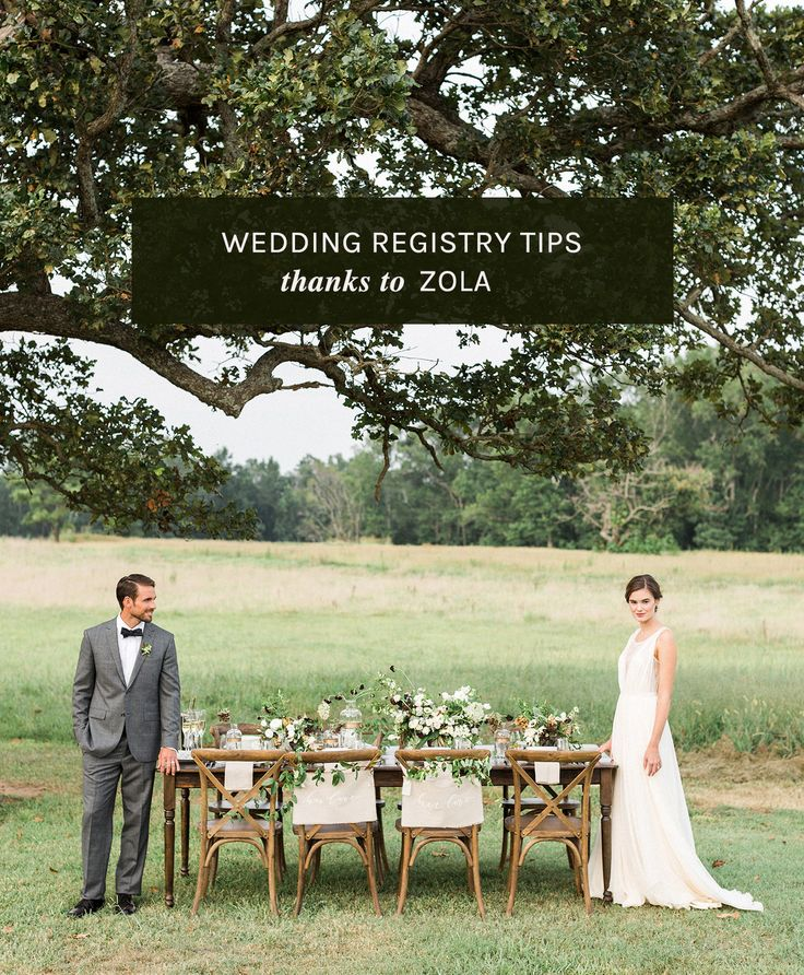 printable bridal registry list%0A Tips for Creating a Perfect Wedding Registry with Zola