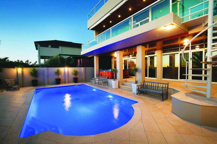 Venetian - APSP International Fibreglass Pools