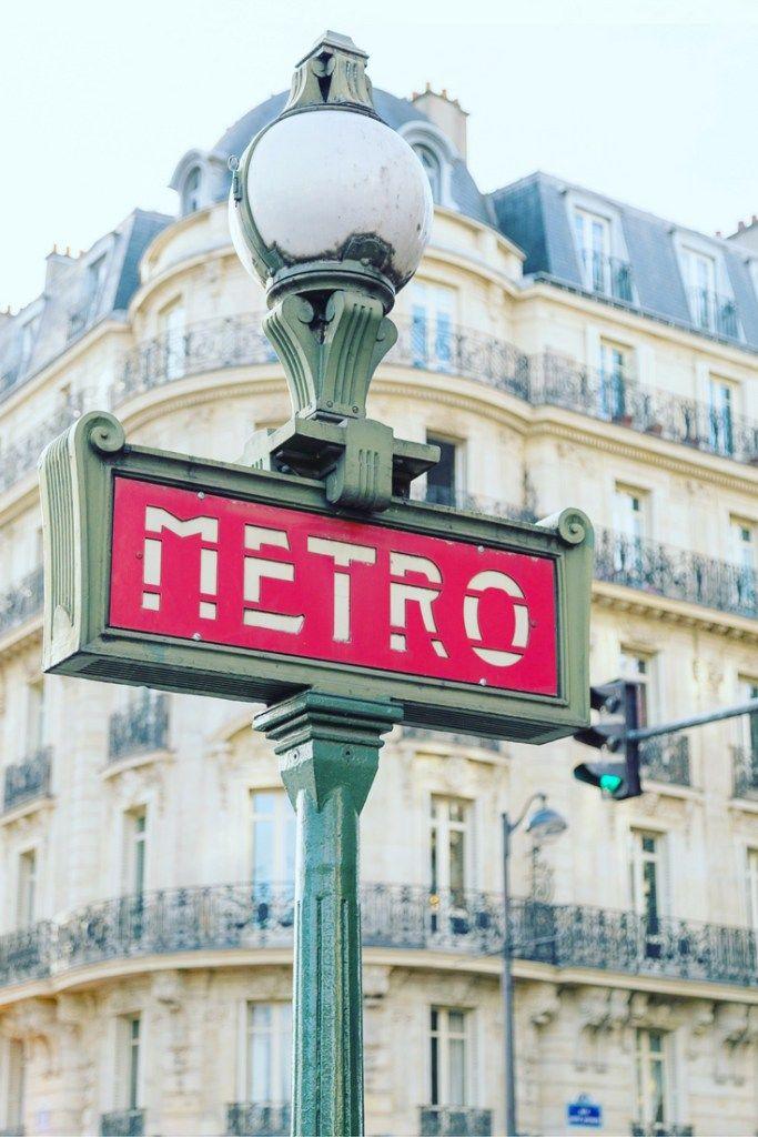 How to ride the Paris Métro. How to buy Paris Métro tickets. Trip to Paris. Paris travel.