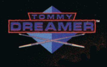 Tommy Dreamer logo - WWE