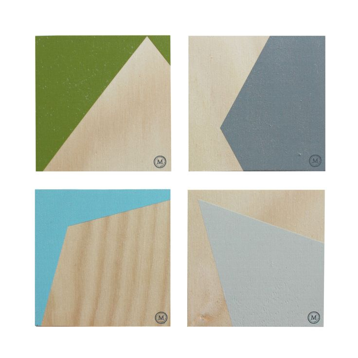 CLIFF EDGE - WATER SPORTS These coasters in this cool and calming colour palette are a great addition to any coffee table! See our website for matching placemats also. Dimensions per Coaster: 100mm (w) x 100mm (h) x 9mm (d) $30 Set of 4 / $50 Set of 8