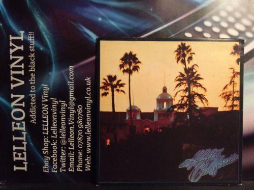 Eagles Hotel California Gatefold LP Album Vinyl Record K53051 Rock 70's Music:Records:Albums/ LPs:Rock:Progressive