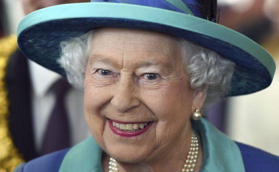 Isabel II, reina de Inglaterra. - BORIS ROESSLER
