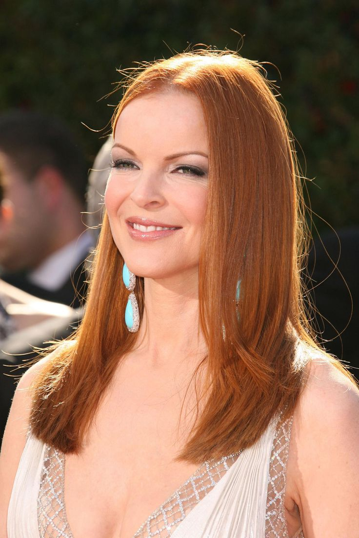 is-marcia-cross-a-natural-redhead