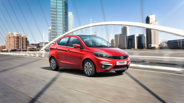 Tata Tigor Geneva Edition showcased at the 2017 Geneva Motor Show. Tata Motors will launch India's first StyleBack on 29 March 2017.