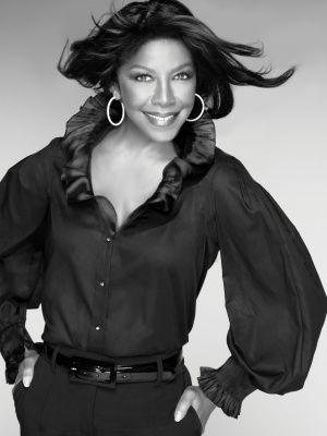 Natalie Cole. I cried the first time I saw the Unforgettable duet.