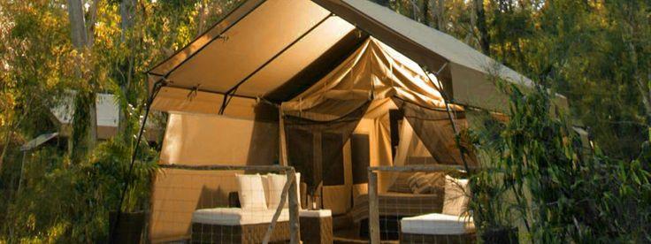 Paperbark Camp Hotel – Jervis Bay – Australia