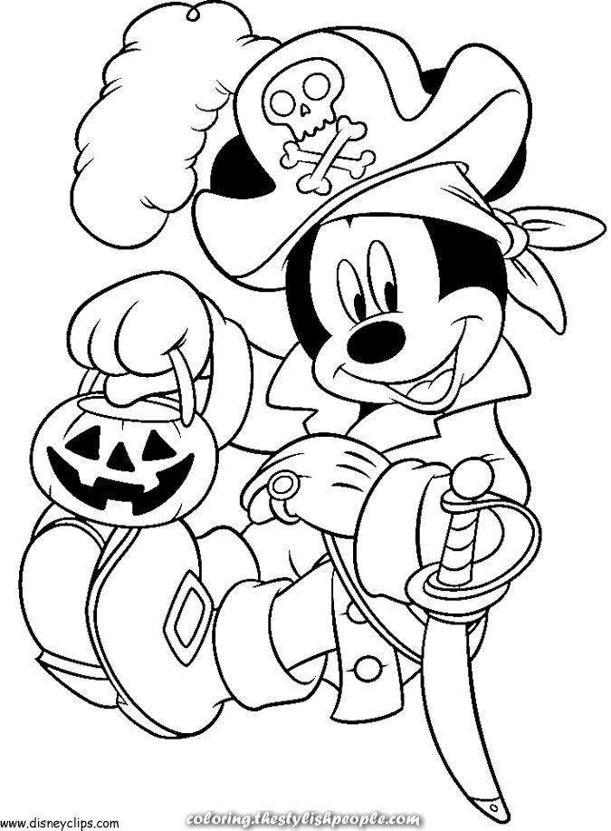 - Incredible Disney Halloween Free Coloring Pages Halloween Coloring Sheets,  Disney Coloring Pages, Mickey Mouse Coloring Pages