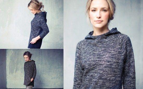 Juliet - XS-L Grey Mix #3stones #ellafitforher #fall #hooded - $85.00