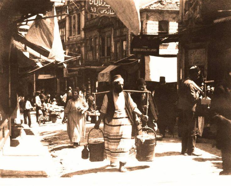 İstanbul, Dondurmacı, 1923