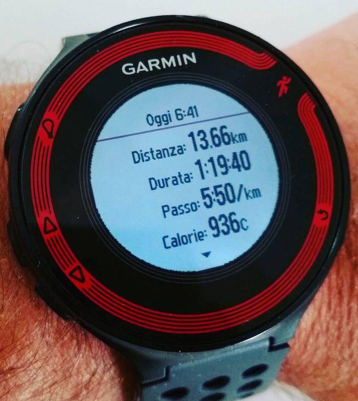 #jobdone #goodrunningmorning #earlybird #escisubito #instarun #igrunner @garmin @garminitaly #igersitalia @igrunners #training #corsa #instatraining #followme #followforfollow #forerunner #fr220 #nessunascusa #runlover @justrunnnxc #instamarathon #maratona #runnerscommunity #justdoit @decathlonitalia #lunedì #monday #runninginthesunshine #saucony #lamiasfida #decathlon