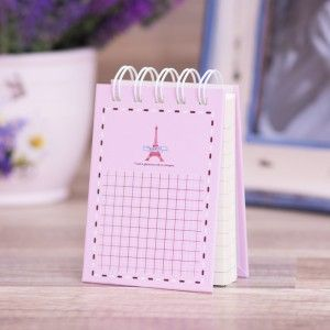 Carnetel Turn Eiffel #pink #notebook