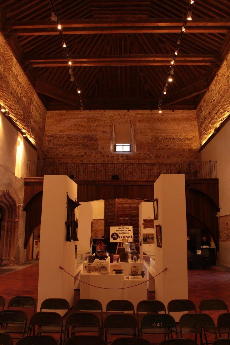 Iglesia del Salvador.Desacralizada desde 1981, es desde el 2015 Centro de Cultura y Exposiciones.