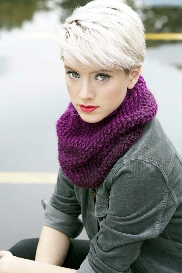 45 Latest Pixie Haircuts Styles for Women in 2016
