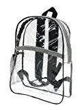 #10: Bags for LessTM Clear Security Backpack Black Trim http://ift.tt/2cmJ2tB https://youtu.be/3A2NV6jAuzc