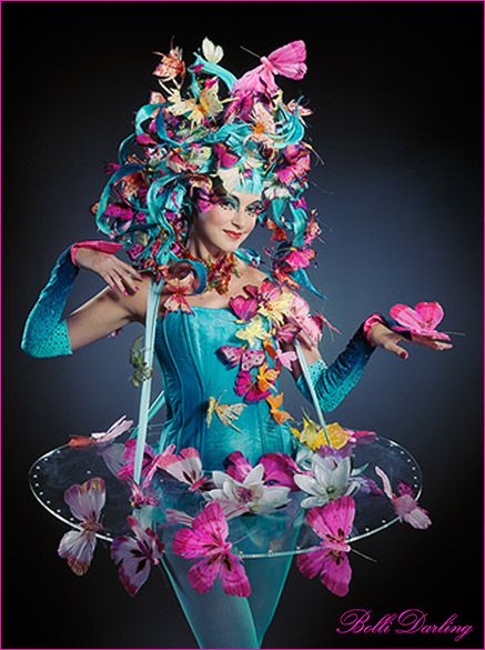 Flutterby 3-Bolli Darling-amazing costumes!
